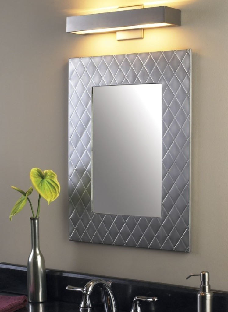 35-Charming-Fabulous-Bathroom-Mirror-Designs-2015-5 50+ Charming & Fabulous Bathroom Mirror Designs 2020