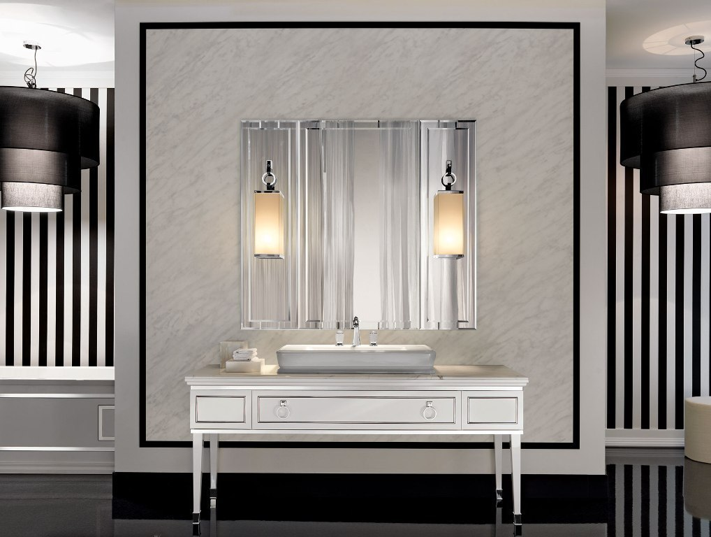 35-Charming-Fabulous-Bathroom-Mirror-Designs-2015-50 50+ Charming & Fabulous Bathroom Mirror Designs 2020