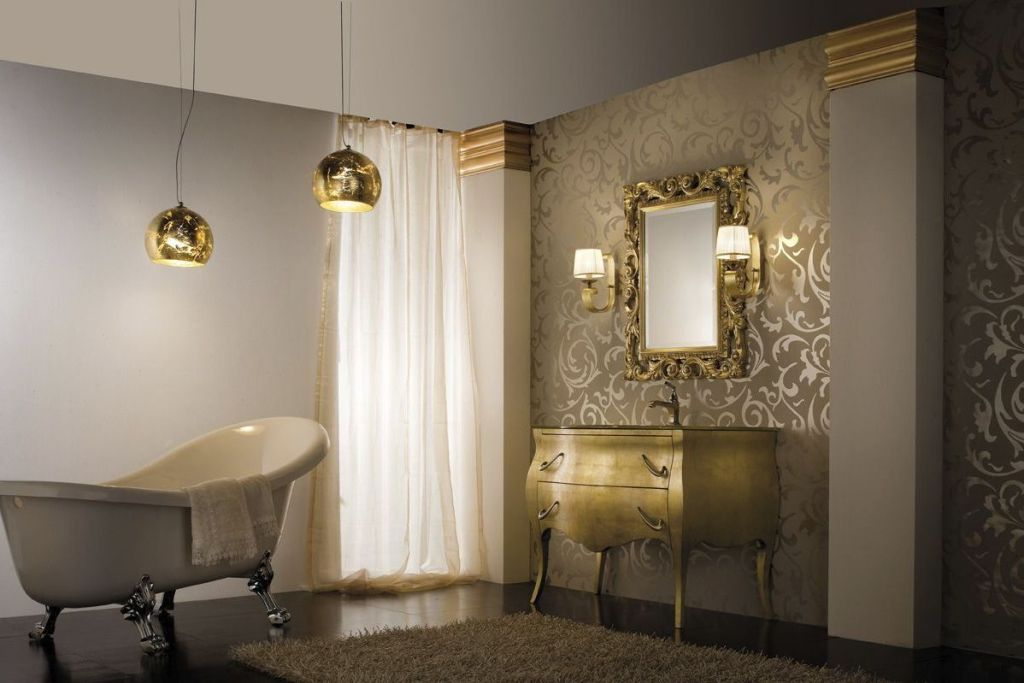 35-Charming-Fabulous-Bathroom-Mirror-Designs-2015-51 50+ Charming & Fabulous Bathroom Mirror Designs 2020