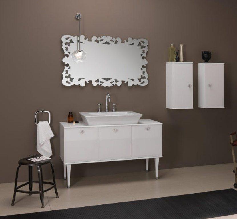 35-Charming-Fabulous-Bathroom-Mirror-Designs-2015-7 50+ Charming & Fabulous Bathroom Mirror Designs 2021