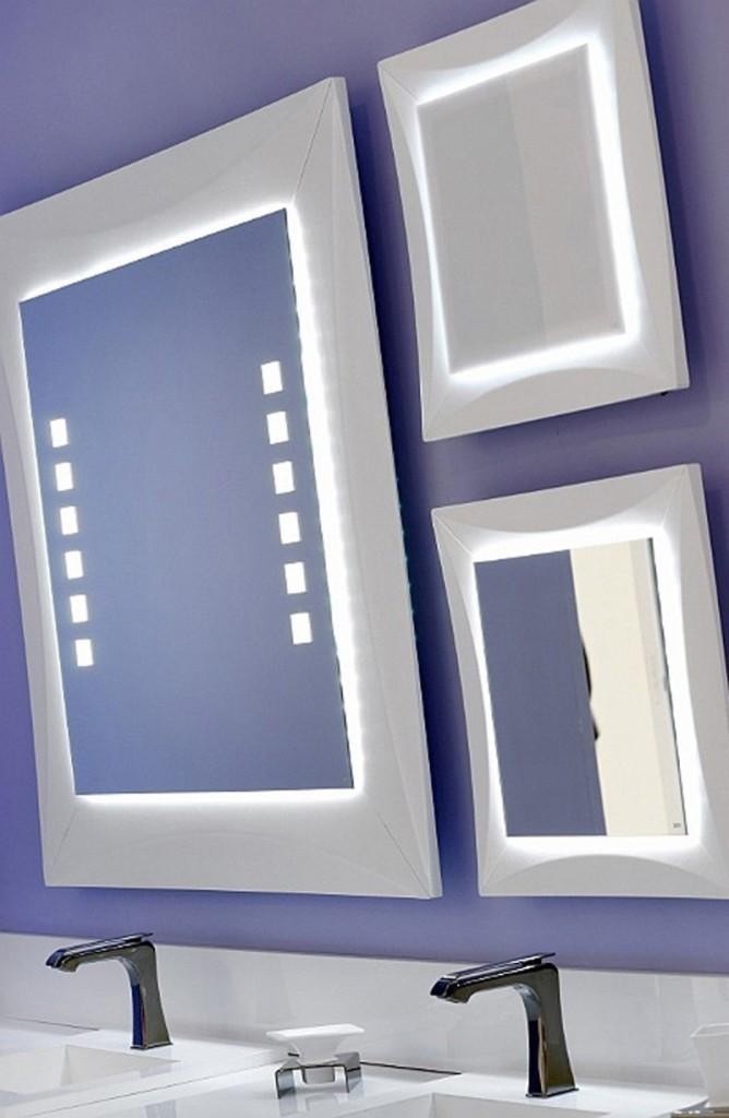 35-Charming-Fabulous-Bathroom-Mirror-Designs-2015-9 50+ Charming & Fabulous Bathroom Mirror Designs 2021