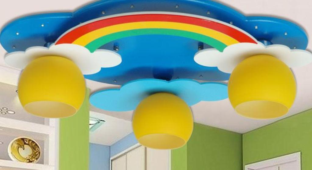 35-Creative-Dazzling-Ceiling-Lamps-for-Kids'-Room-2015-12 38+ Creative & Dazzling Ceiling Lamps for Kids' Room 2020