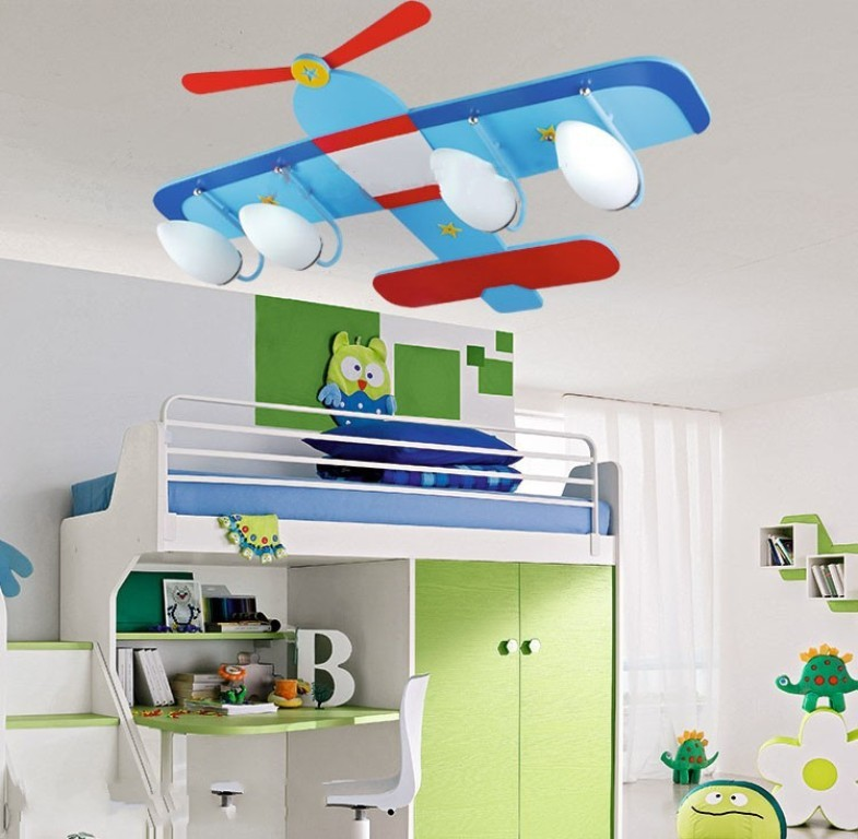 35-Creative-Dazzling-Ceiling-Lamps-for-Kids'-Room-2015-27 38 Creative & Dazzling Ceiling Lamps for Kids' Room 2017