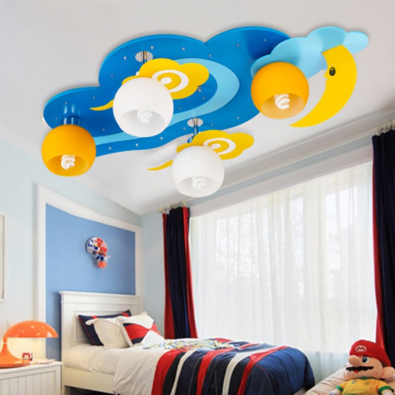 35-Creative-Dazzling-Ceiling-Lamps-for-Kids'-Room-2015-30 38 Creative & Dazzling Ceiling Lamps for Kids' Room 2017