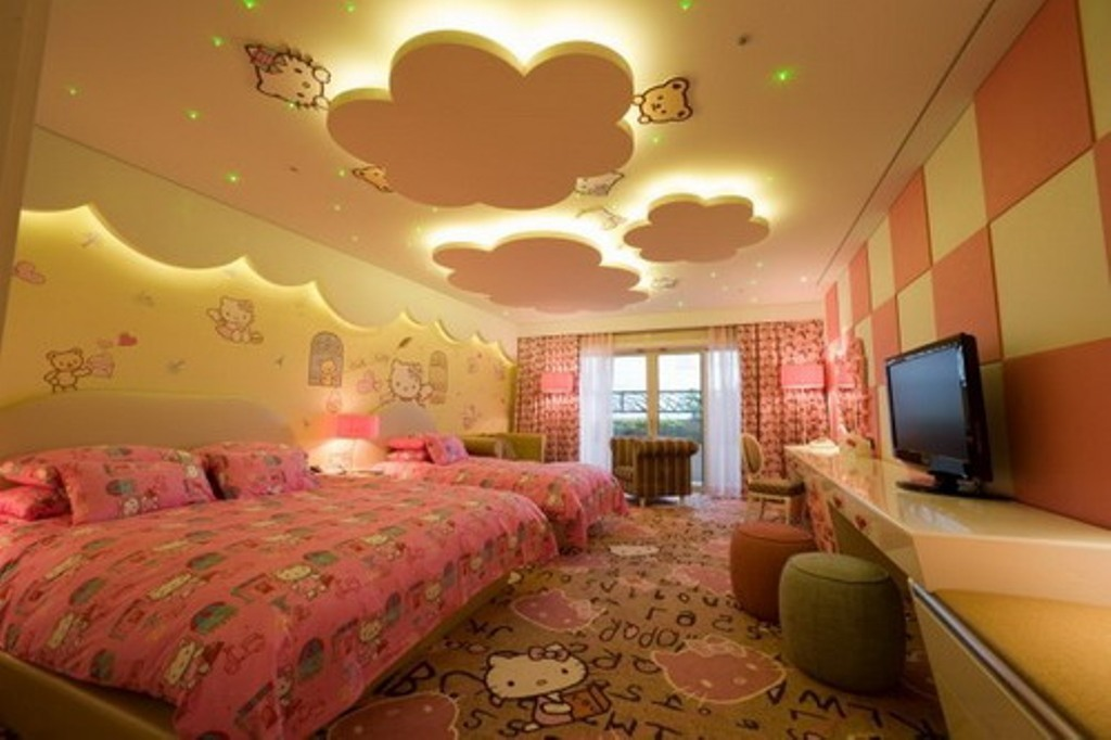 35-Creative-Dazzling-Ceiling-Lamps-for-Kids'-Room-2015-8 38 Creative & Dazzling Ceiling Lamps for Kids' Room 2017
