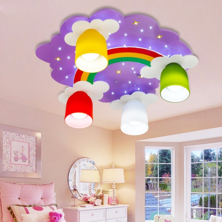 35-Creative-Dazzling-Ceiling-Lamps-for-Kids'-Room-2015-9 38+ Creative & Dazzling Ceiling Lamps for Kids' Room 2020