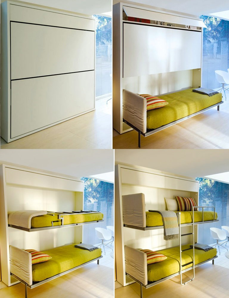 35-Creative-Unbelievable-Space-Saving-Furniture-Pieces-1 37 Creative & Unbelievable Space Saving Furniture Pieces