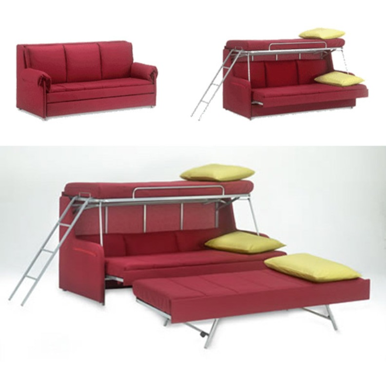 35-Creative-Unbelievable-Space-Saving-Furniture-Pieces-10 37 Creative & Unbelievable Space Saving Furniture Pieces