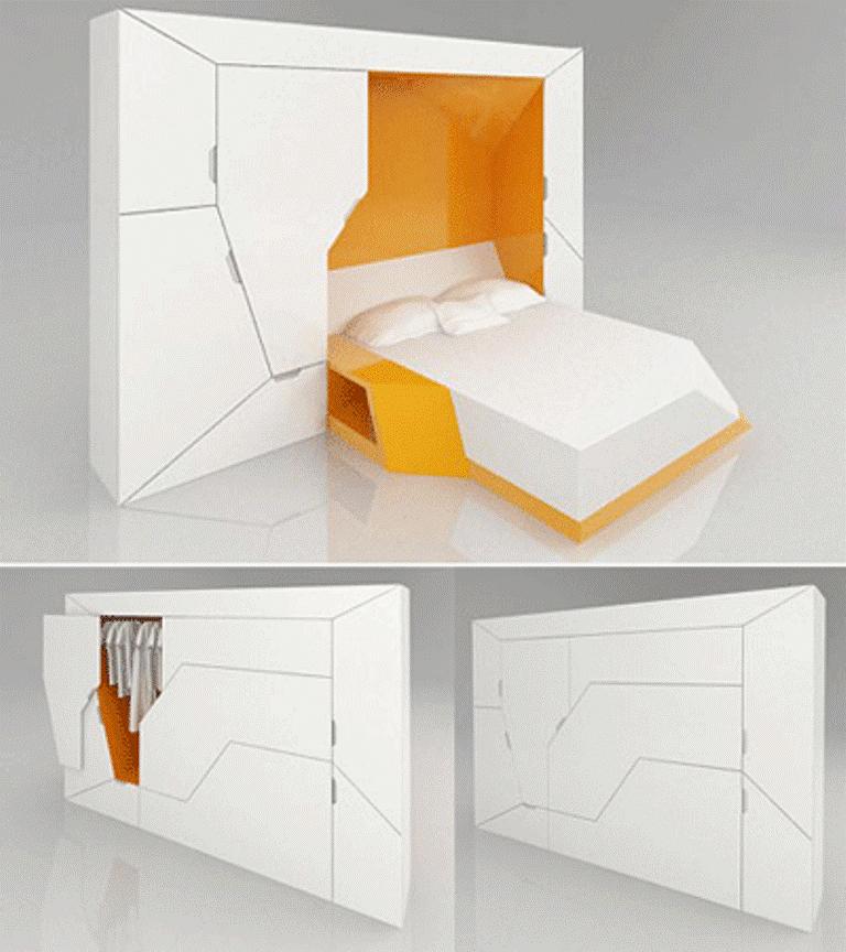 35-Creative-Unbelievable-Space-Saving-Furniture-Pieces-19-1 37 Creative & Unbelievable Space Saving Furniture Pieces