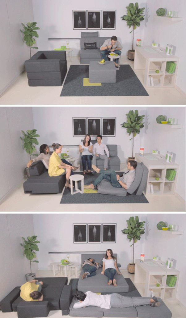 35-Creative-Unbelievable-Space-Saving-Furniture-Pieces-26 37 Creative & Unbelievable Space Saving Furniture Pieces