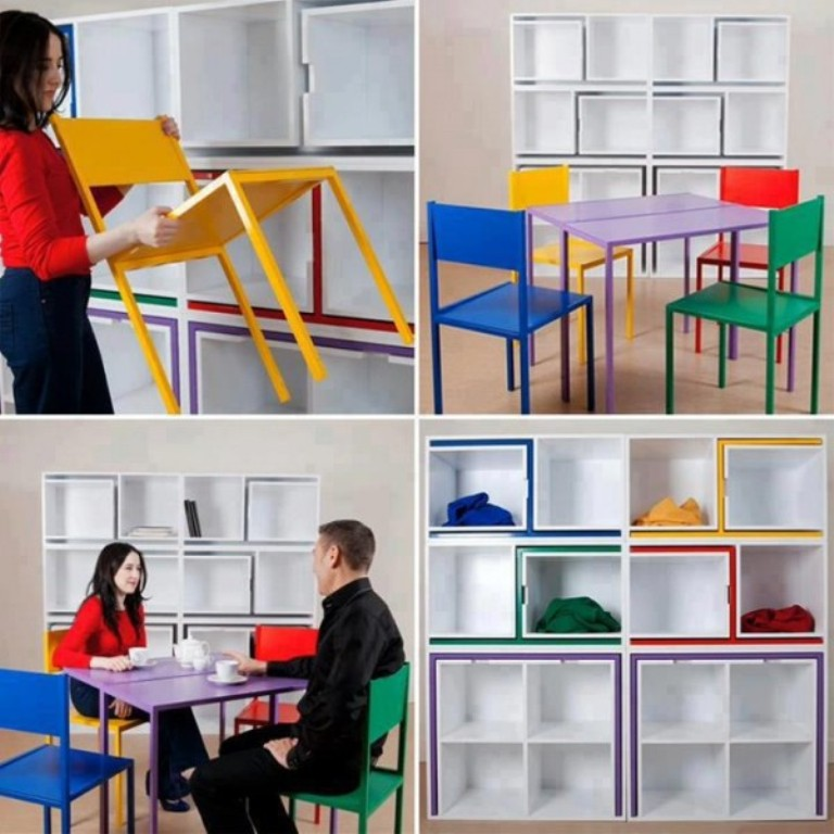 35-Creative-Unbelievable-Space-Saving-Furniture-Pieces-3 37 Creative & Unbelievable Space Saving Furniture Pieces