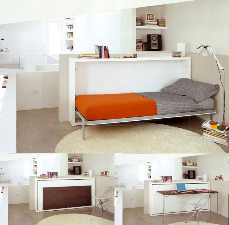 35-Creative-Unbelievable-Space-Saving-Furniture-Pieces-35 37 Creative & Unbelievable Space Saving Furniture Pieces