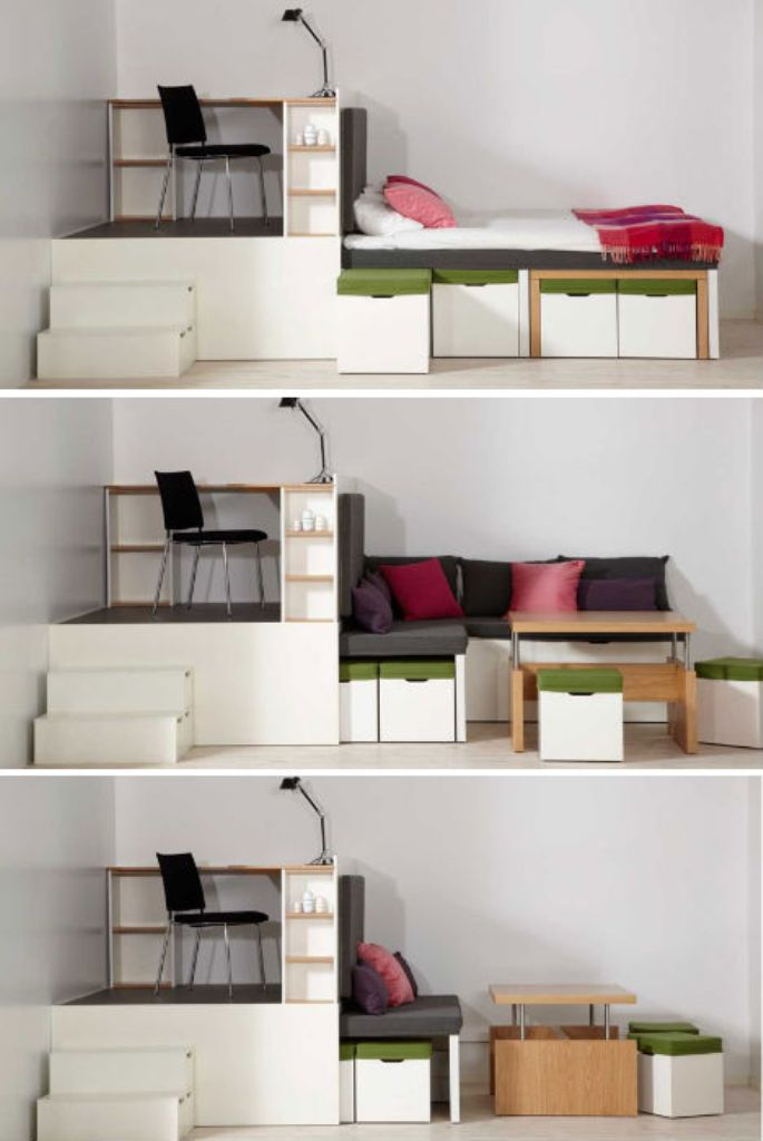 35-Creative-Unbelievable-Space-Saving-Furniture-Pieces-5 37 Creative & Unbelievable Space Saving Furniture Pieces