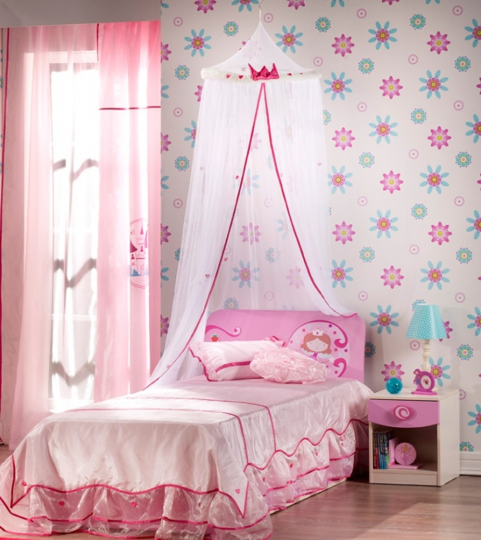 35-Dazzling-Amazing-Girls-Bedroom-Design-Ideas-2015-20 34 Dazzling & Amazing Girls' Bedroom Design Ideas 2020