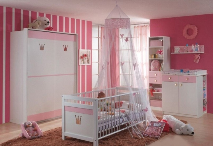 35-Dazzling-Amazing-Girls-Bedroom-Design-Ideas-2015-21 34 Dazzling & Amazing Girls' Bedroom Design Ideas 2019