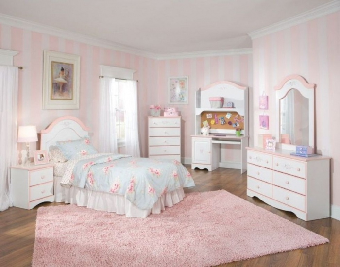 35-Dazzling-Amazing-Girls-Bedroom-Design-Ideas-2015-23 34 Dazzling & Amazing Girls' Bedroom Design Ideas 2019