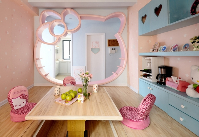 35-Dazzling-Amazing-Girls-Bedroom-Design-Ideas-2015-25 34 Dazzling & Amazing Girls' Bedroom Design Ideas 2019