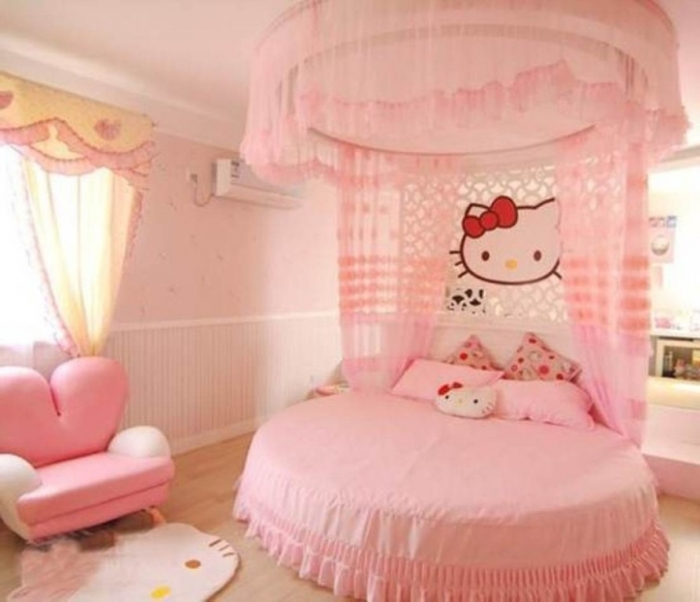 35-Dazzling-Amazing-Girls-Bedroom-Design-Ideas-2015-26 34 Dazzling & Amazing Girls' Bedroom Design Ideas 2019