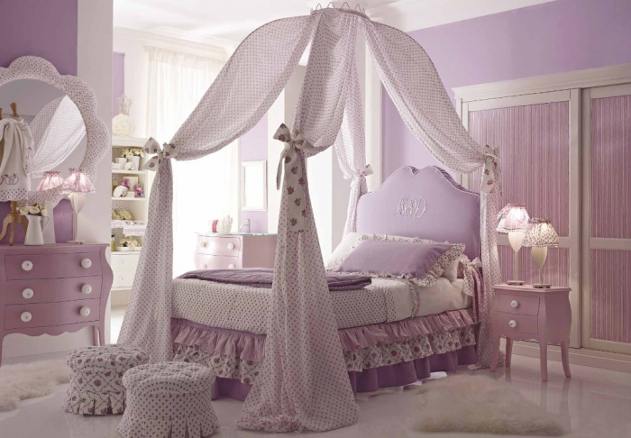 35-Dazzling-Amazing-Girls-Bedroom-Design-Ideas-2015-27 34 Dazzling & Amazing Girls' Bedroom Design Ideas 2020
