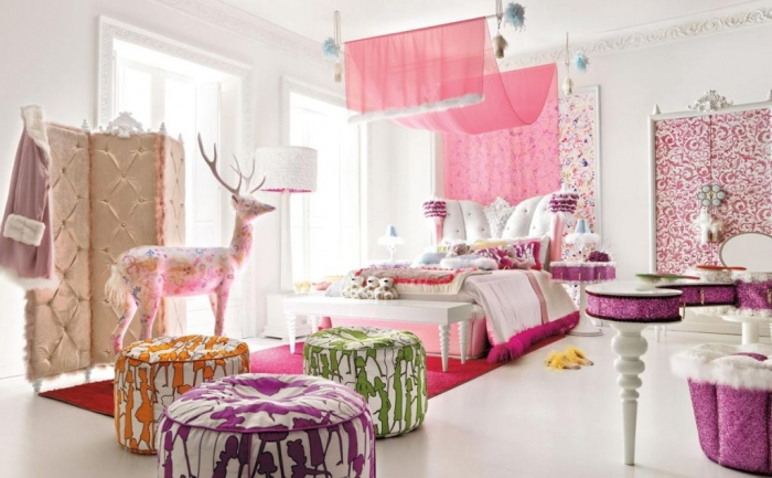 35-Dazzling-Amazing-Girls-Bedroom-Design-Ideas-2015-28 34 Dazzling & Amazing Girls' Bedroom Design Ideas 2019