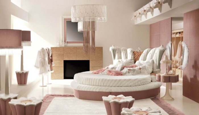 35-Dazzling-Amazing-Girls-Bedroom-Design-Ideas-2015-29 34 Dazzling & Amazing Girls' Bedroom Design Ideas 2019