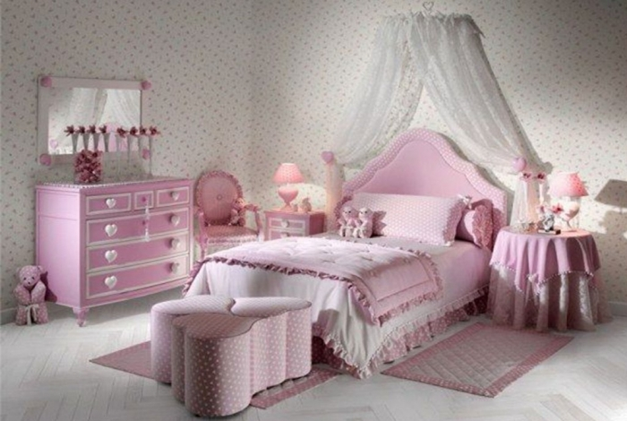 35-Dazzling-Amazing-Girls-Bedroom-Design-Ideas-2015-3 34 Dazzling & Amazing Girls' Bedroom Design Ideas 2019