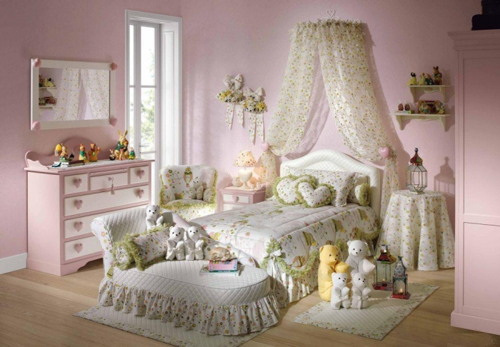 35-Dazzling-Amazing-Girls-Bedroom-Design-Ideas-2015-30 34 Dazzling & Amazing Girls' Bedroom Design Ideas 2019