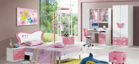 35 Dazzling & Amazing Girls' Bedroom Design Ideas 2015