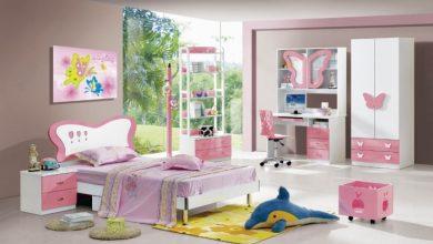 Photo of 34 Dazzling & Amazing Girls' Bedroom Design Ideas 2020