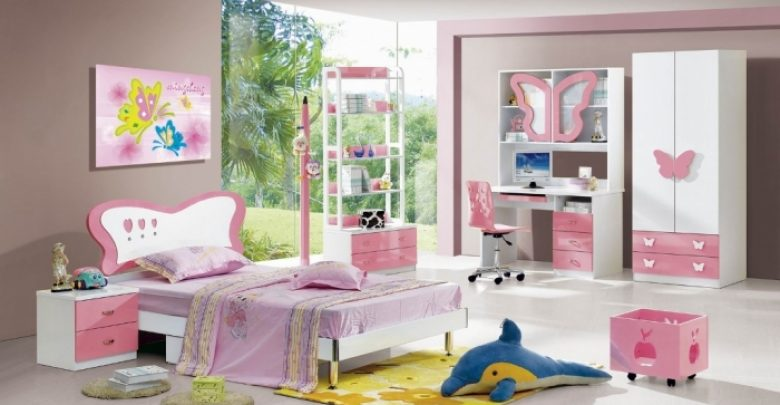 Photo of 34 Dazzling & Amazing Girls' Bedroom Design Ideas 2019