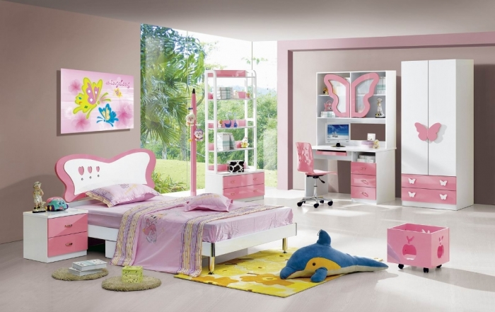 35-Dazzling-Amazing-Girls-Bedroom-Design-Ideas-2015-36 34 Dazzling & Amazing Girls' Bedroom Design Ideas 2020