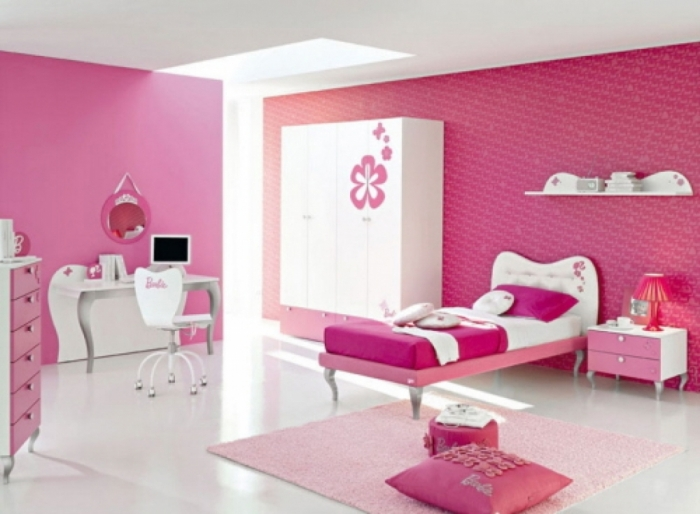 35-Dazzling-Amazing-Girls-Bedroom-Design-Ideas-2015-5 34 Dazzling & Amazing Girls' Bedroom Design Ideas 2019