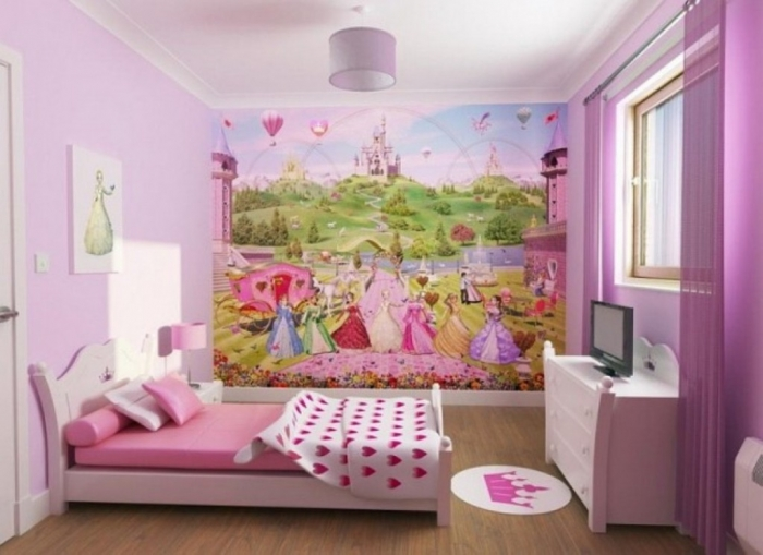 35-Dazzling-Amazing-Girls-Bedroom-Design-Ideas-2015 34 Dazzling & Amazing Girls' Bedroom Design Ideas 2019