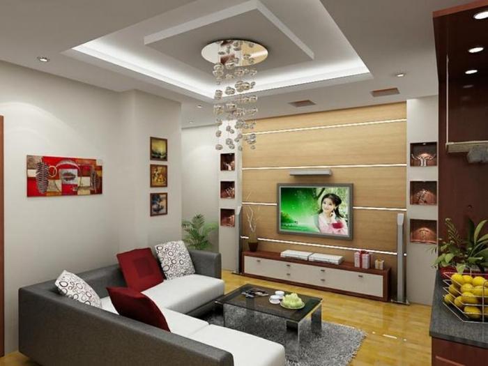 35-Dazzling-Catchy-Ceiling-Design-Ideas-2015-11 46 Dazzling & Catchy Ceiling Design Ideas 2020