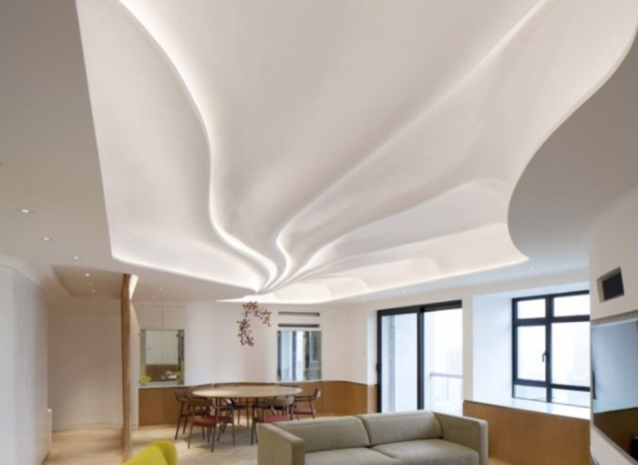 35-Dazzling-Catchy-Ceiling-Design-Ideas-2015-16 46 Dazzling & Catchy Ceiling Design Ideas 2020