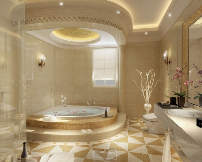 35-Dazzling-Catchy-Ceiling-Design-Ideas-2015-17 46 Dazzling & Catchy Ceiling Design Ideas 2020