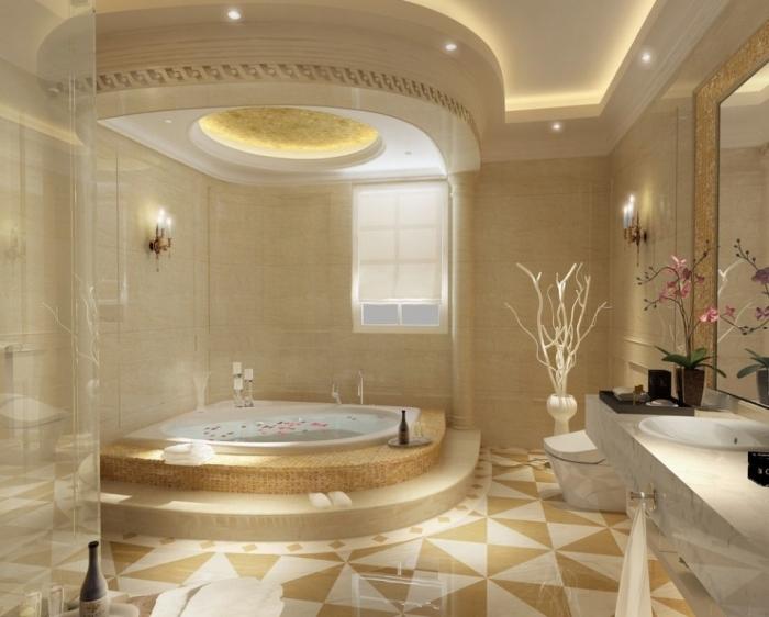 35-Dazzling-Catchy-Ceiling-Design-Ideas-2015-17 46 Dazzling & Catchy Ceiling Design Ideas 2021