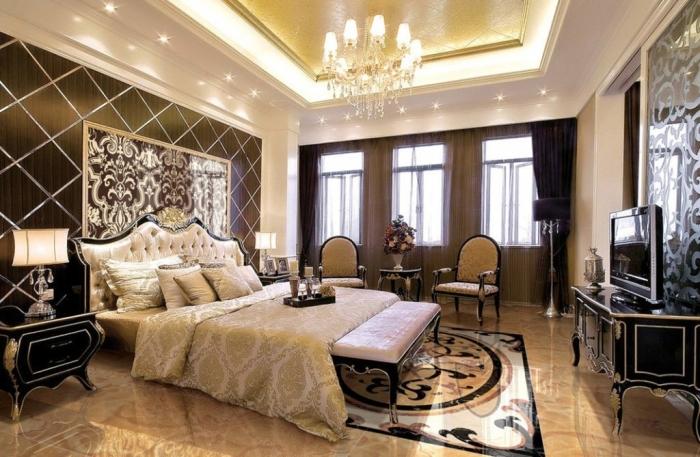 35-Dazzling-Catchy-Ceiling-Design-Ideas-2015-19 46 Dazzling & Catchy Ceiling Design Ideas 2021