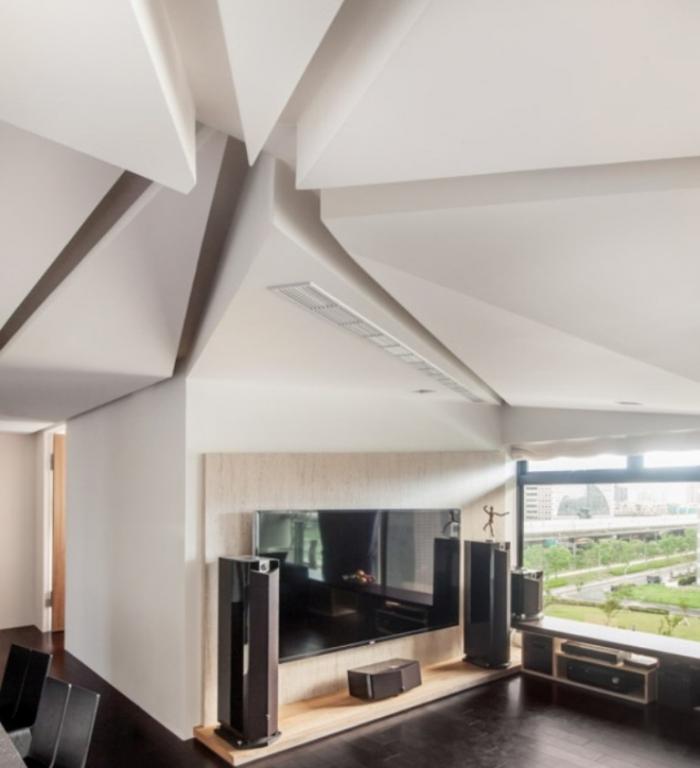35-Dazzling-Catchy-Ceiling-Design-Ideas-2015-20 46 Dazzling & Catchy Ceiling Design Ideas 2021