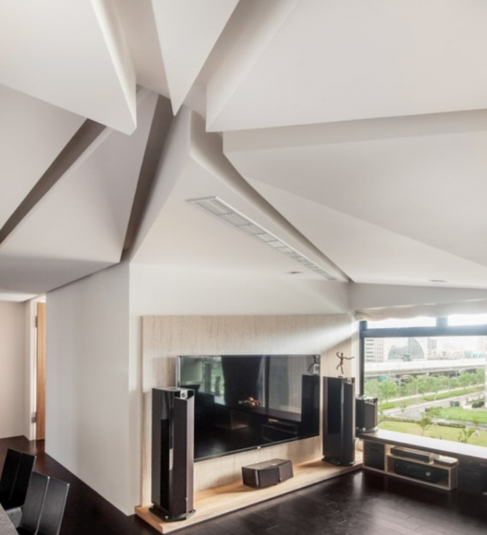 35-Dazzling-Catchy-Ceiling-Design-Ideas-2015-20 46 Dazzling & Catchy Ceiling Design Ideas 2020