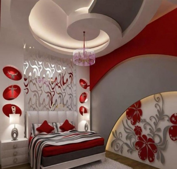 35-Dazzling-Catchy-Ceiling-Design-Ideas-2015-21 46 Dazzling & Catchy Ceiling Design Ideas 2021