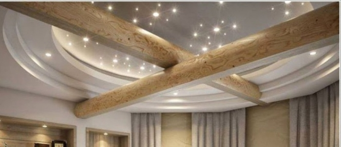 35-Dazzling-Catchy-Ceiling-Design-Ideas-2015-22 46 Dazzling & Catchy Ceiling Design Ideas 2017 ... [UPDATED]