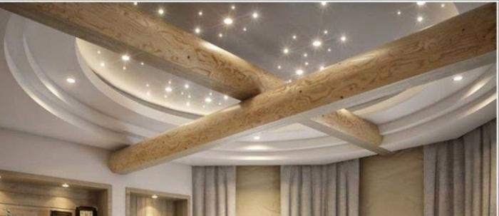 35-Dazzling-Catchy-Ceiling-Design-Ideas-2015-22 46 Dazzling & Catchy Ceiling Design Ideas 2020