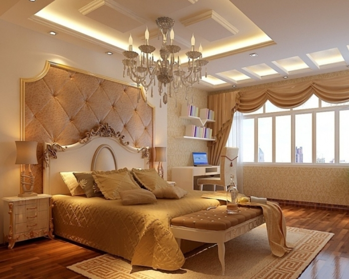 35-Dazzling-Catchy-Ceiling-Design-Ideas-2015-23 46 Dazzling & Catchy Ceiling Design Ideas 2017 ... [UPDATED]