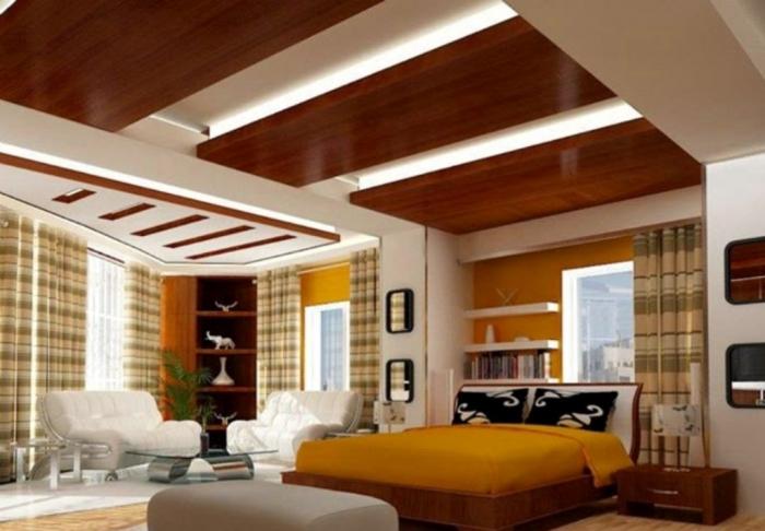35-Dazzling-Catchy-Ceiling-Design-Ideas-2015-25 46 Dazzling & Catchy Ceiling Design Ideas 2020