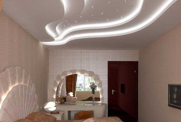 35-Dazzling-Catchy-Ceiling-Design-Ideas-2015-26 46 Dazzling & Catchy Ceiling Design Ideas 2019