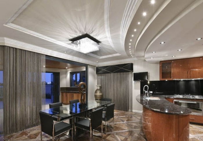 35-Dazzling-Catchy-Ceiling-Design-Ideas-2015-3 46 Dazzling & Catchy Ceiling Design Ideas 2019