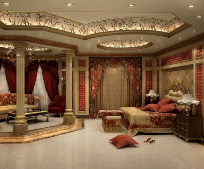35-Dazzling-Catchy-Ceiling-Design-Ideas-2015-31 46 Dazzling & Catchy Ceiling Design Ideas 2019