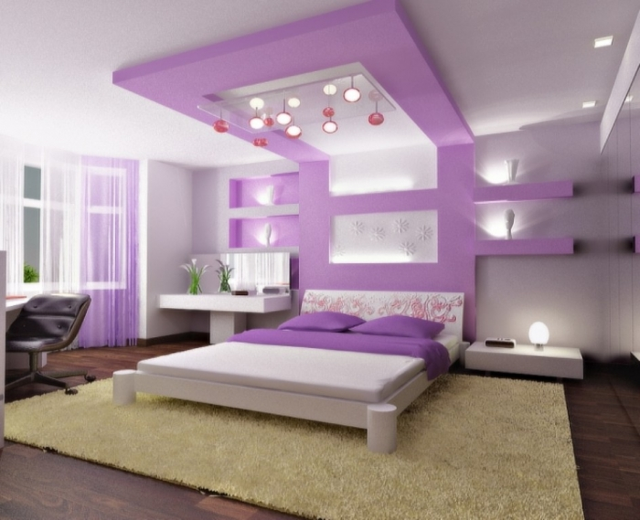35-Dazzling-Catchy-Ceiling-Design-Ideas-2015-32 46 Dazzling & Catchy Ceiling Design Ideas 2017 ... [UPDATED]
