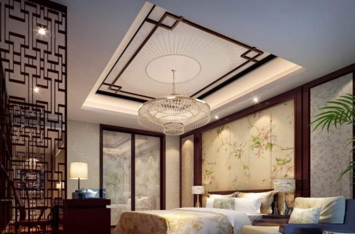 35-Dazzling-Catchy-Ceiling-Design-Ideas-2015-35 46 Dazzling & Catchy Ceiling Design Ideas 2019